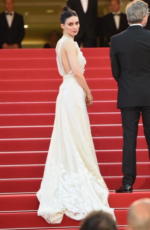 Vẻ Rooney Mara trên thảm đỏ