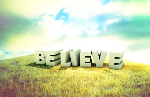 Niềm tin vào cuộc sống