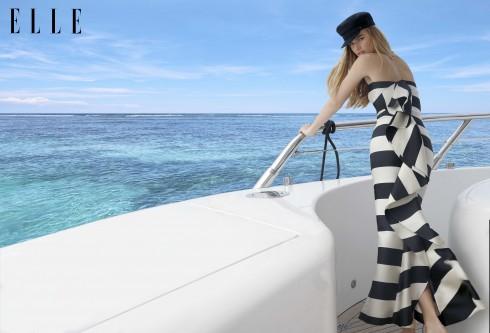 Đầm Carolina Herrera