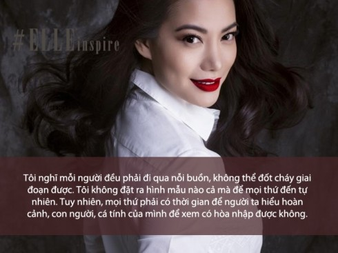 Câu nói hay của diễn viên điện ảnh Trương Ngọc Ánh