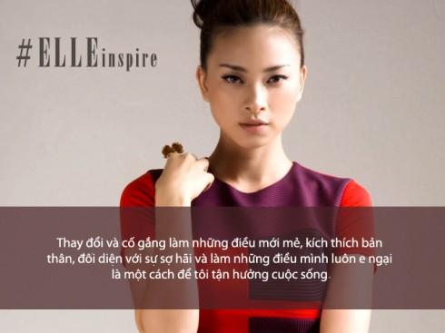 Câu nói hay của đả nữ Ngô Thanh Vân