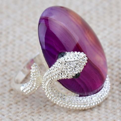 Purple in fine jewelry