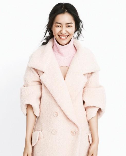 Siêu mẫu Liu Wen