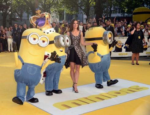 """Sandra Bullock sẽ là một """"Nữ ác nhân"""" đáng sợ, mưu mô nhưng cũng cực kỳ sành điệu."""
