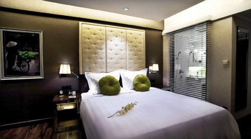 Moevenpick Hotel Hanoi - Deluxe Room