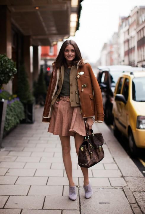 Phong cách Olivia Palermo 2