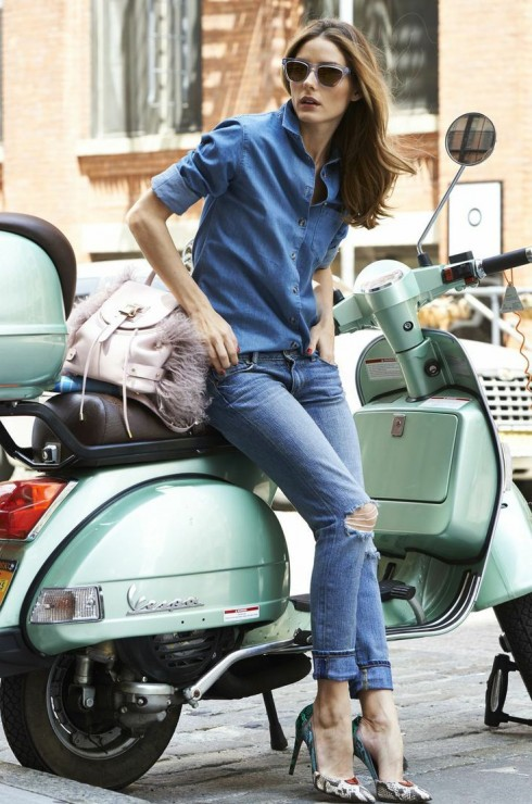 Phong cách Olivia Palermo 6