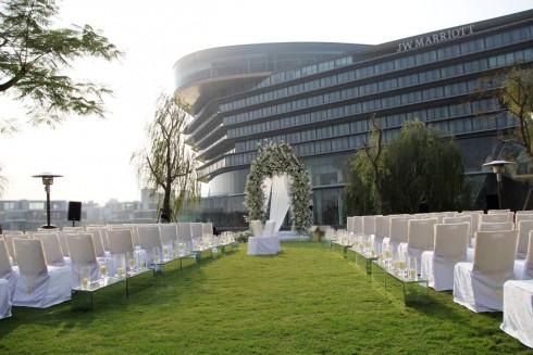 Triển lãm cưới JW Marriott