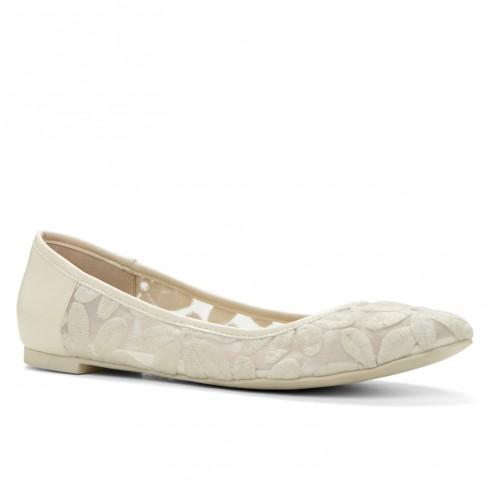 Giày búp bê vải ren ALDO