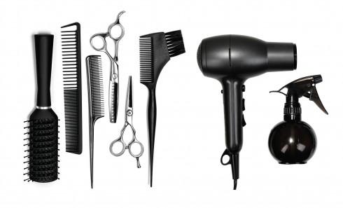 Một số dụng cụ làm tóc