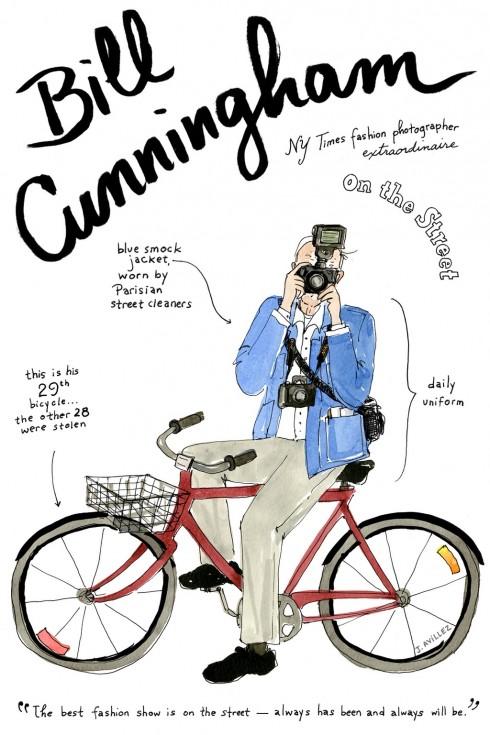 poster bill cunningham
