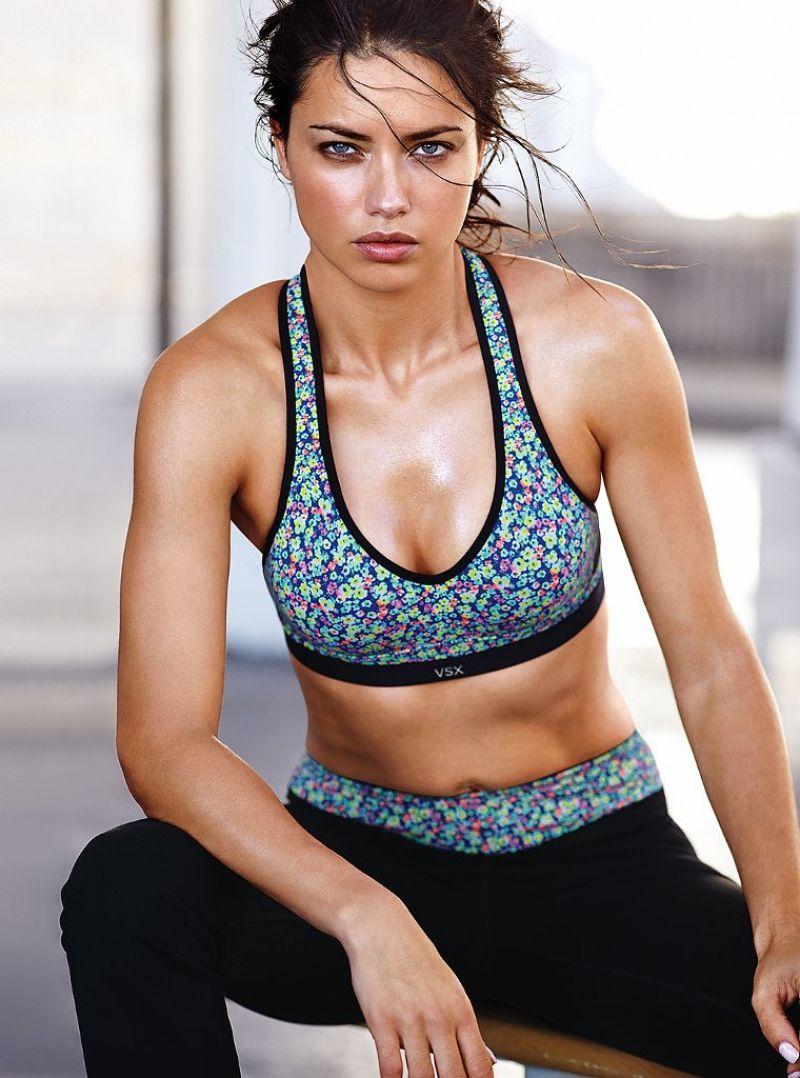 Bí quyết giảm cân nhanh trong 1 tuần Adriana Lima