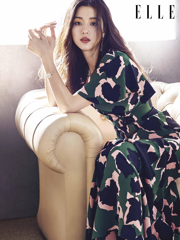 Nữ thần quốc dân Jeon Ji Hyun của Vì sao đưa anh tới