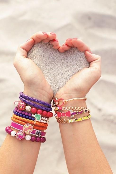 hãy hỏi trái tim bạn, thật lòng nó muốn nắm chặt điều gì nhất.