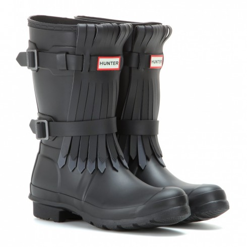 Bốt Hunter<br/>Hunter Short Fringe Wellington Boots