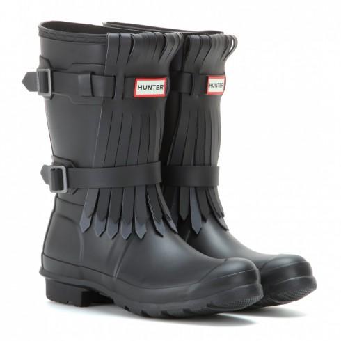 Bốt Hunter<br/>Hunter Short Fringe Wellington Boots