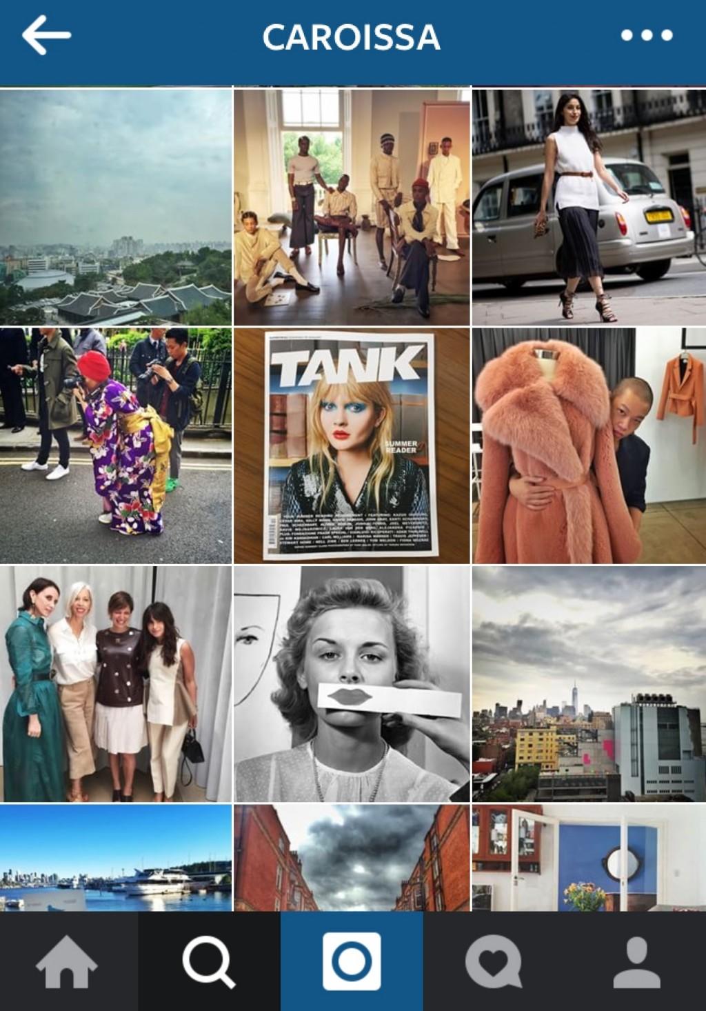 Cô có 106 ngàn người theo dõi trên Instagram.