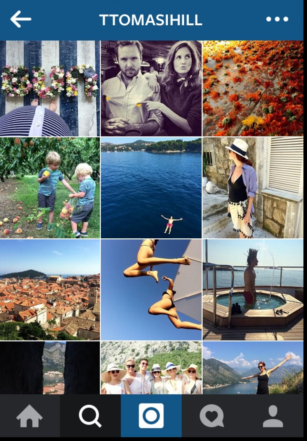 Taylor có 104 ngàn người theo dõi trên Instagram.