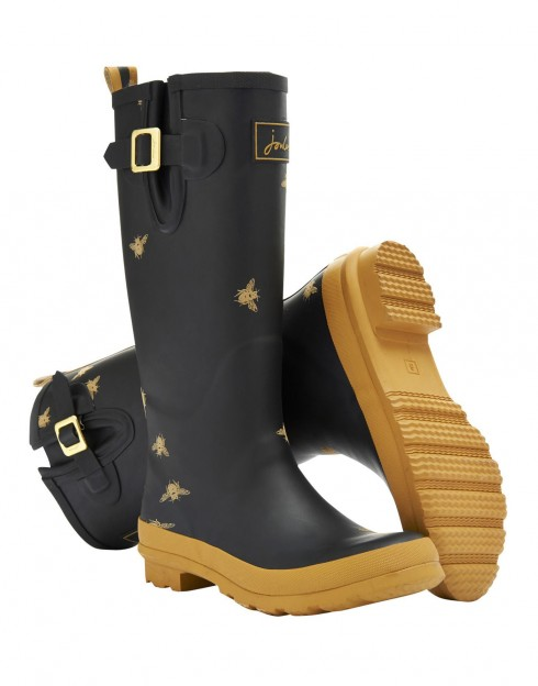 Bốt Joules<br/>Joules Print Welly Rain Boot