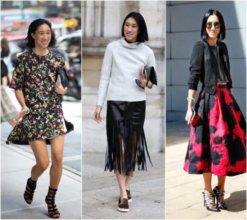 Biên tập viên thời trang gốc Đài Loan Eva Chen.