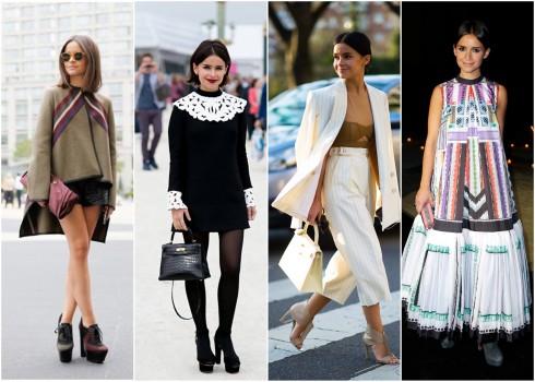 Phong cách thời trang của Mira Duma.