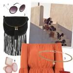 ELLE Style Calendar: Quyến rũ áo trễ vai (06/07-12/07)