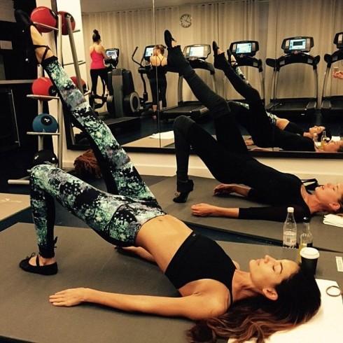 Tập luyện là mấu chót để giảm cân và một thân hình đẹp