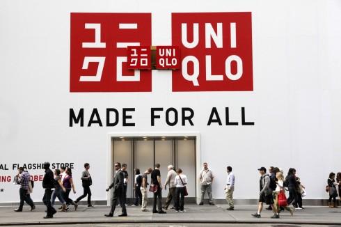 Uniqlo Opening