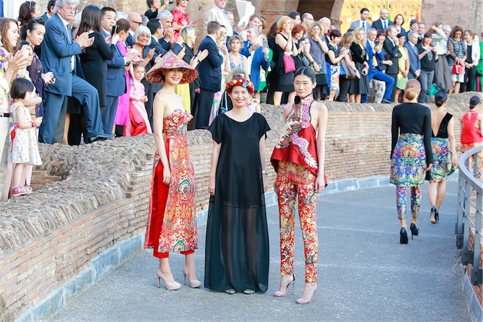 Thủy Design House tham gia Vietnam Culture Day tại Rome