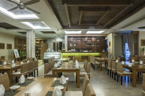 Aroma Beach Resort Restaurant