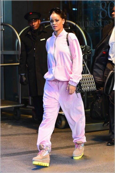 Rihanna và chiếc túi Diorama