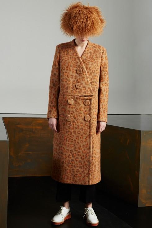 Xu hướng thời trang da báo trong BST của Stella McCartney