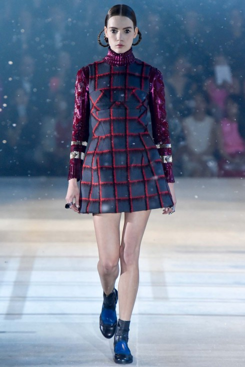 Xu hướng váy búp bê ở Dior