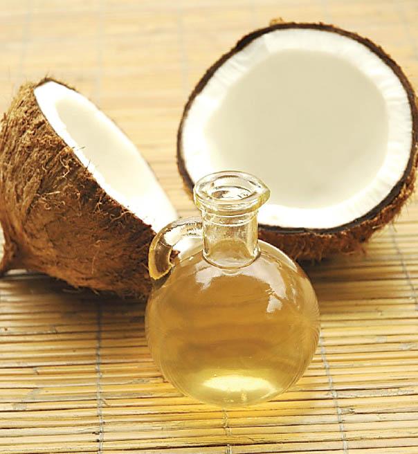 Làm đẹp da mặt với dầu dừa