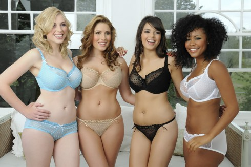 Phụ nữ béo và mũm mĩm có một sức hấp dẫn rất riêng