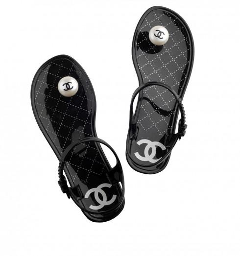 Giày Chanel