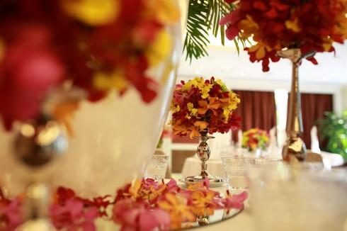 Bữa tiệc mùa hạ rực rỡ sắc hoa (5)