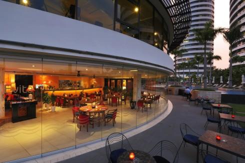 City Garden - restaurant