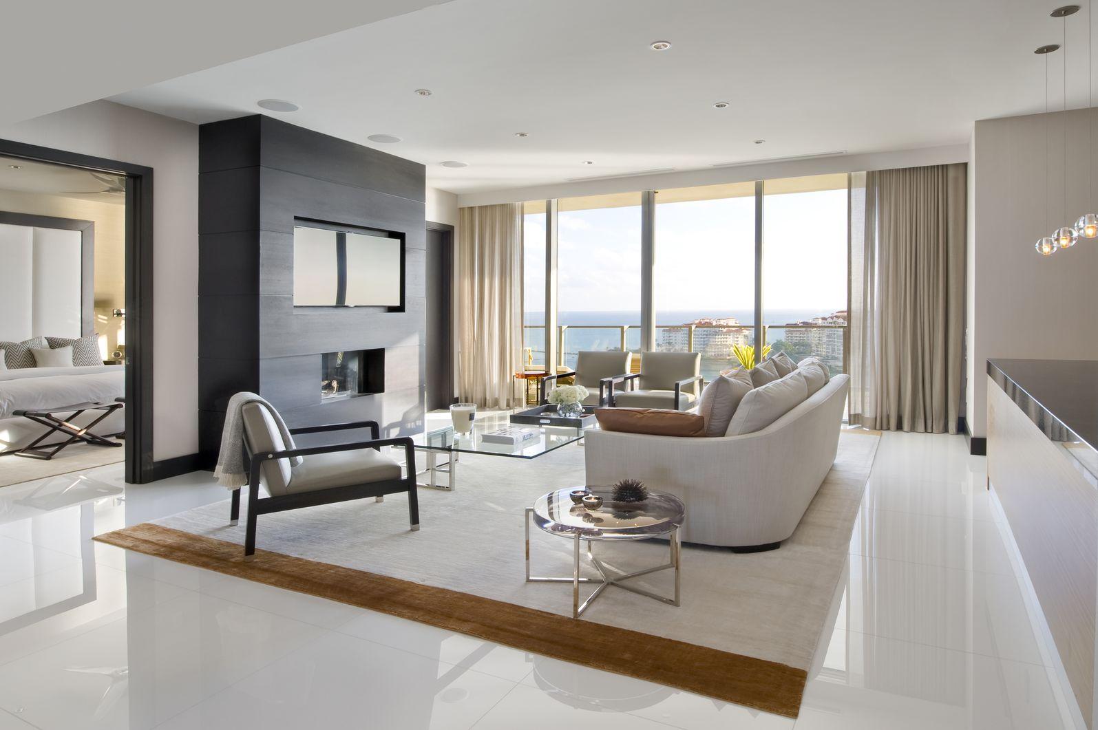 6 nguyên tắc lựa chọn, bố trí bàn ghế phòng khách - ELLE.VN