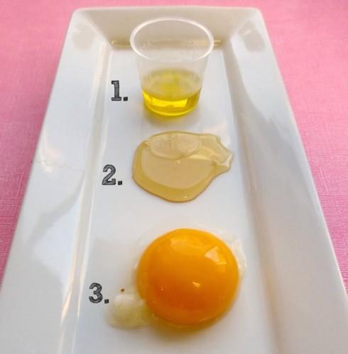 Làm đẹp tóc với hỗn hợp dầu olive, mật ong, trứng gà