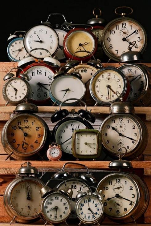 Thói quen quan trọng nhất là đúng giờ.