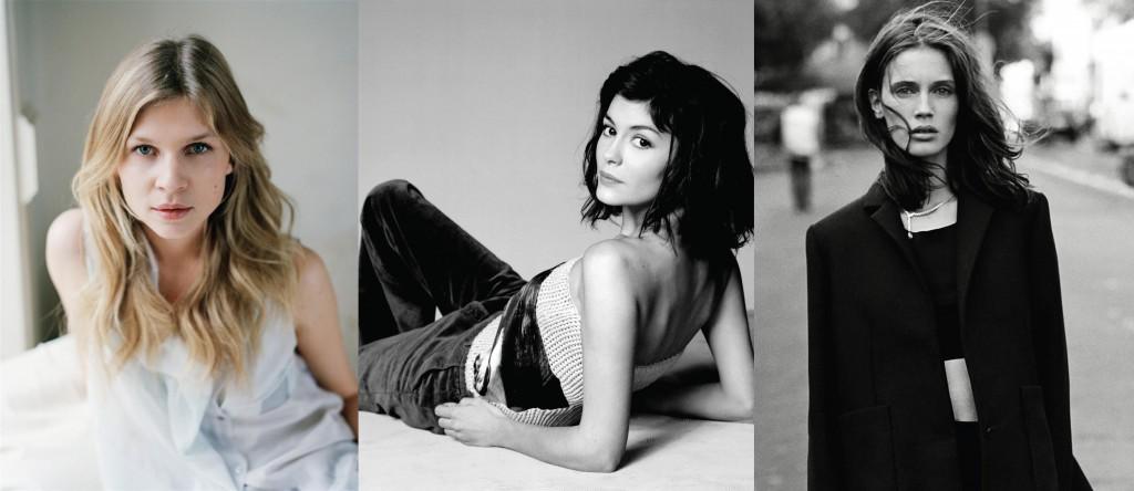 phụ nữ đẹp Pháp