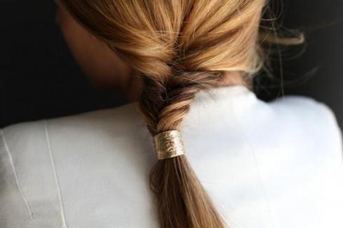 tóc ít hay nhiều bạn đều có thể áp dụng kiểu tóc này