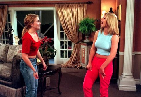 "Năm 1999, cô tham gia sitcom của đài ACB sitcom ""Sabrina, the Teenage Witch"""