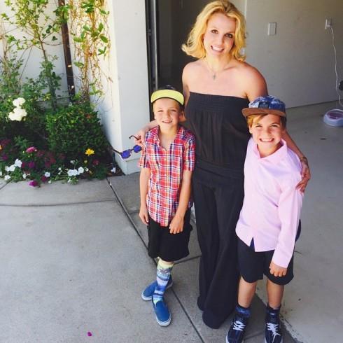 Britney Spears 30