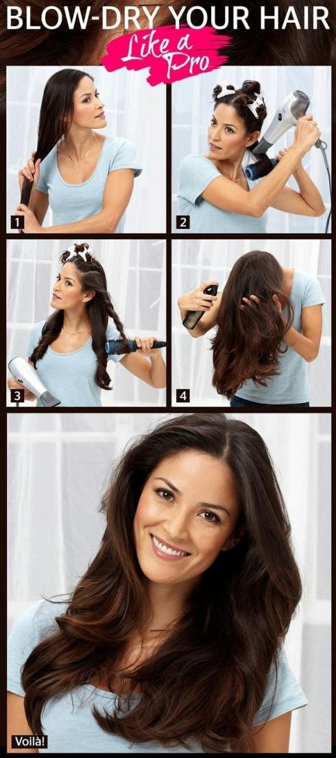 cách làm xoăn tóc