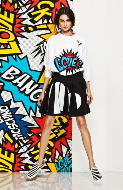 Bộ sưu tập Xuân-Hè 2014 của Love Moschino