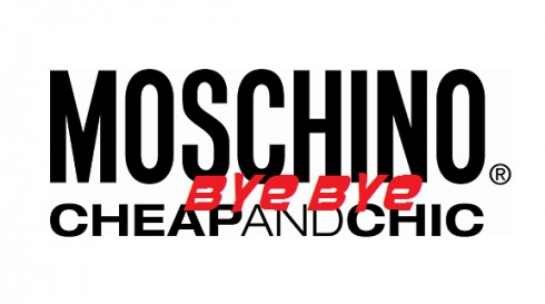 Kẻ từ này, Moschino Cheap and Chic sẽ được biết đến là Boutique Moschino