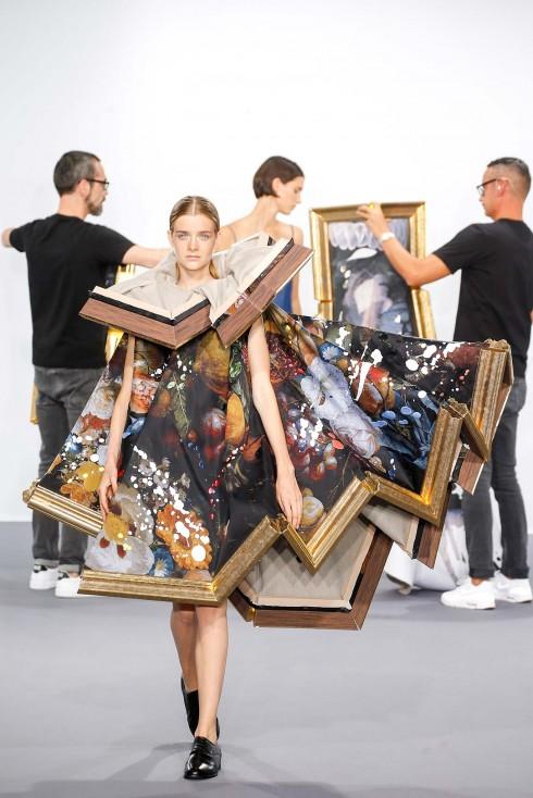 thế giới thời trang cao cấp Viktor & Rolf
