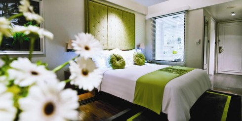 Movenpick - Female Business Traveler (Deluxe room)